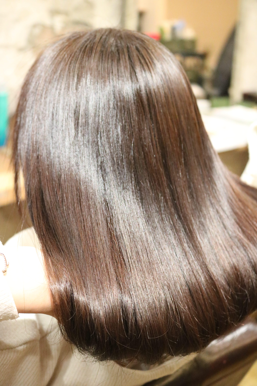 髪質改善×アクアエステ