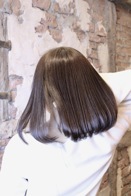 髪質改善×ストレートエステ